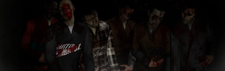 zombie_pack.zip For Garry's Mod Image 1