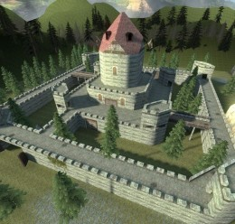 (Castle) Royal Castle BETA 2 For Garry's Mod Image 1