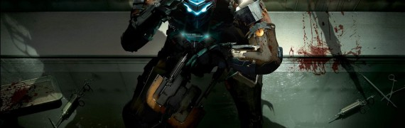 Animated Dead Space 2 bg+Music