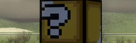 Mario Item Box (Animated)