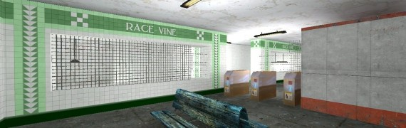 Race-Vine Station