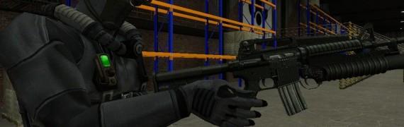 Black Op Soldier (hexed)