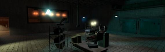 Interrogation room