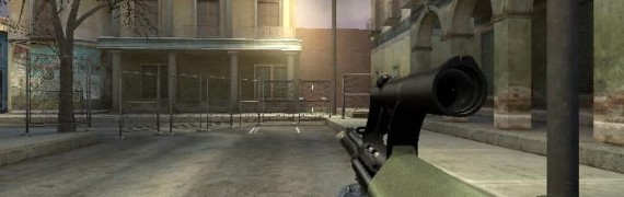 Black Ops style AUG.zip