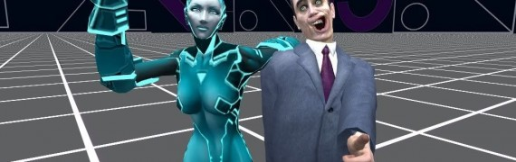 TRON 2.0 Mercury Ragdoll Beta