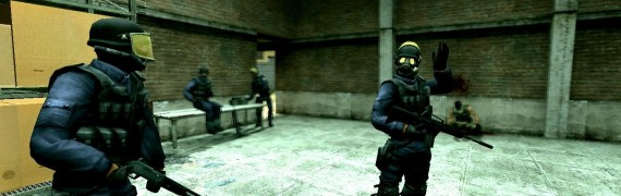 The GIGN Team: Hex