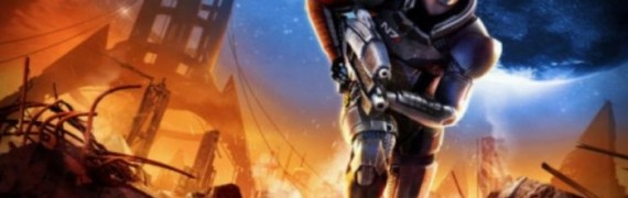 Mass Effect 2 Background