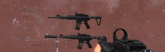 Madcows weapons Addon