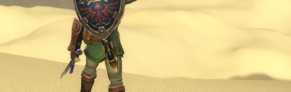 Desert Link background.zip