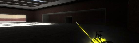 Yellow Physgun with Glove