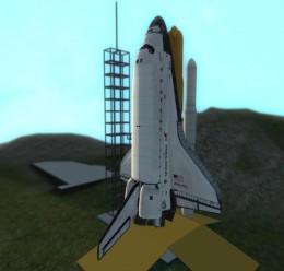 space_shuttle_atlantis.zip For Garry's Mod Image 2