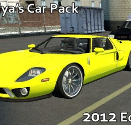 natalyas-car-pack_2012.zip For Garry's Mod Image 2