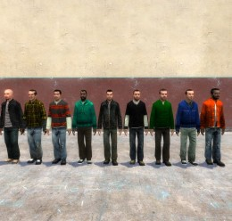 male_refugee_reskin.zip For Garry's Mod Image 1
