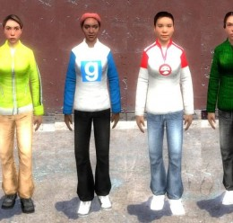 normal_refugee_clothes.zip For Garry's Mod Image 1