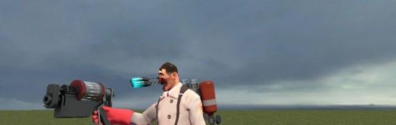 Medics Flechette Gun