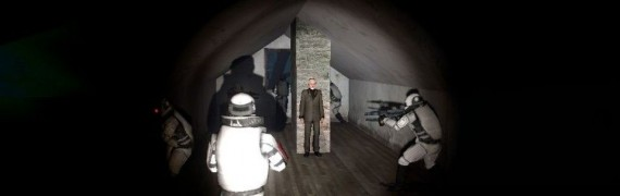 HL3: Breen's Uprising