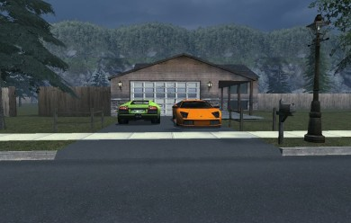 Drivable Murcielago For Garry's Mod Image 1