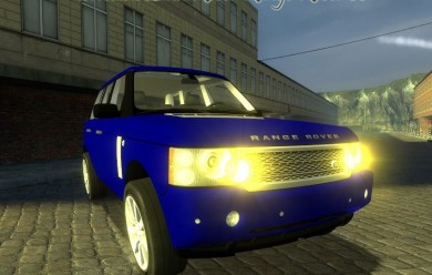 Drivable LandRover RangeRover For Garry's Mod Image 1