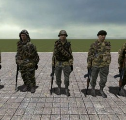 Black Ops Spetsnaz NPCs For Garry's Mod Image 1