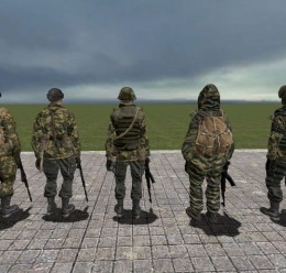 Black Ops Spetsnaz NPCs For Garry's Mod Image 2
