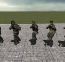 Black Ops Spetsnaz NPCs For Garry's Mod Image 3