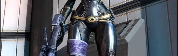 Mass Effect 3 Tali'Zorah