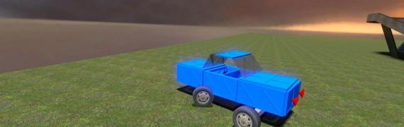 The Metal Car