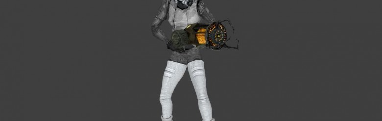E3 Assassin player and NPC For Garry's Mod Image 1