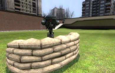 falloutturret.zip For Garry's Mod Image 1