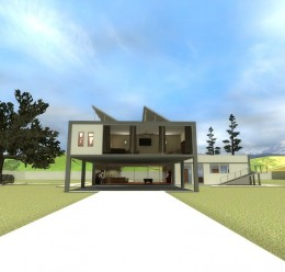 gm_modern_house_a For Garry's Mod Image 2