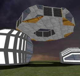 Spacebuild Model Pack Alpha 2 For Garry's Mod Image 1