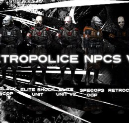 metropolice_npc's.zip For Garry's Mod Image 2