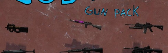 Piratecats Cod 4 Guns