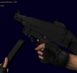 UMP-45 SWEP For Garry's Mod Image 1