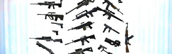 CSE Gun Pack