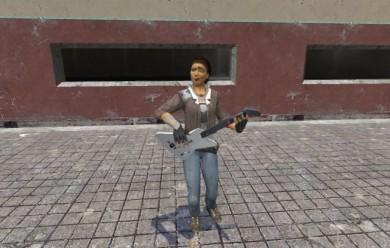 Guitar Hero Controller Model For Garry's Mod Image 1