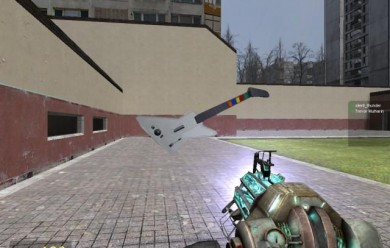 Guitar Hero Controller Model For Garry's Mod Image 2