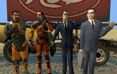 half-life_1_ragdolls.zip For Garry's Mod Image 2