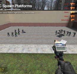 STOOL: NPC Spawn Platforms V2 For Garry's Mod Image 1