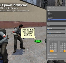 STOOL: NPC Spawn Platforms V2 For Garry's Mod Image 2