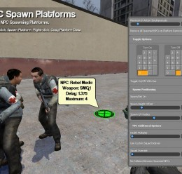 STOOL: NPC Spawn Platforms V2 For Garry's Mod Image 3