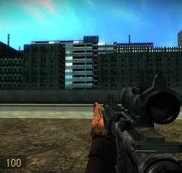 Battlefield 3 M4A1 SWEP For Garry's Mod Image 1