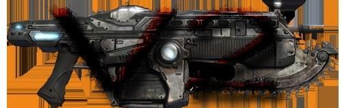 Chainsaw Gun Version 2