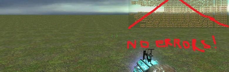 Lua Error Remover For Garry's Mod Image 1