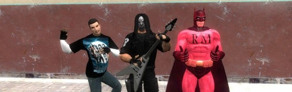 mick thomson from Slipknot Hex