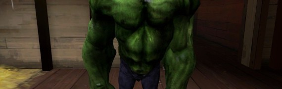 L4D Tank Green Hulk (Hexed)