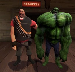 L4D Tank Green Hulk (Hexed) For Garry's Mod Image 2