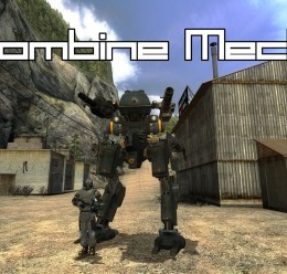 Combine Mech FIX For Garry's Mod Image 1
