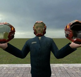 ME2 Inferno Armour Playermodel For Garry's Mod Image 2