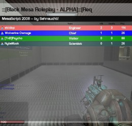 rp_blackmesa_alpha30.zip For Garry's Mod Image 3